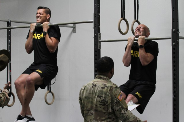 German Armed Forces Proficiency Badge Tests Physical and Mental Strength
