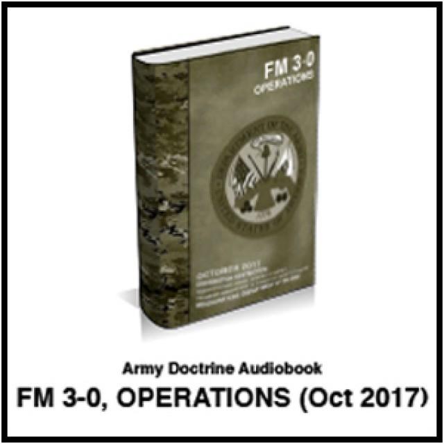 FM 3-0, Operations, Audiobook