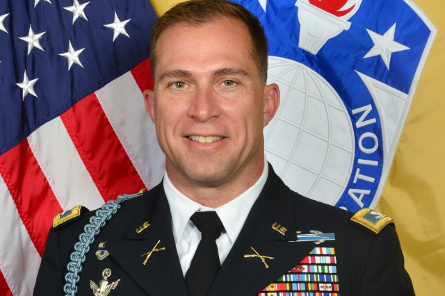 Col. Eric Flesch, commander, U.S. Army Security Assistance Training Management Organization, will relinquish command June 21 at Fort Bragg, North Carolina.