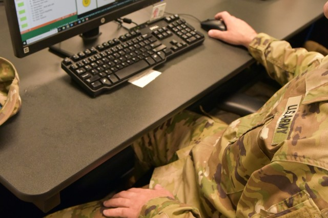 National Guard Soldiers learn the new online Human Resources system, IPPS-A (Integrated Personnel and Pay System-Army) during a Basic Introduction to IPPS-A workshop at the National Guard Professional Education Center on Camp Robinson Maneuver Training Center, North Little Rock, Ark., June 13, 2019.  The workshop gives Soldiers hands-on experience with a live dataset within a live training database before the system is deployed to their states and territories.