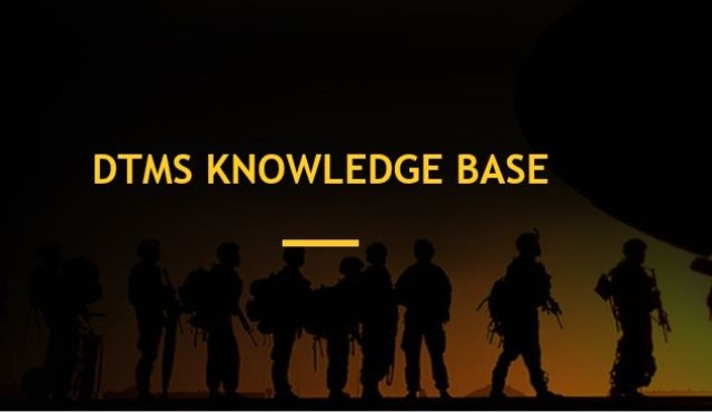 DTMS Knowledge Base