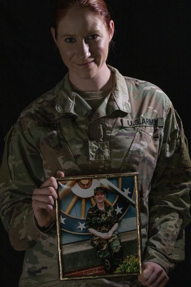 My mother's daughter: A Soldier's reflection on her mother's service