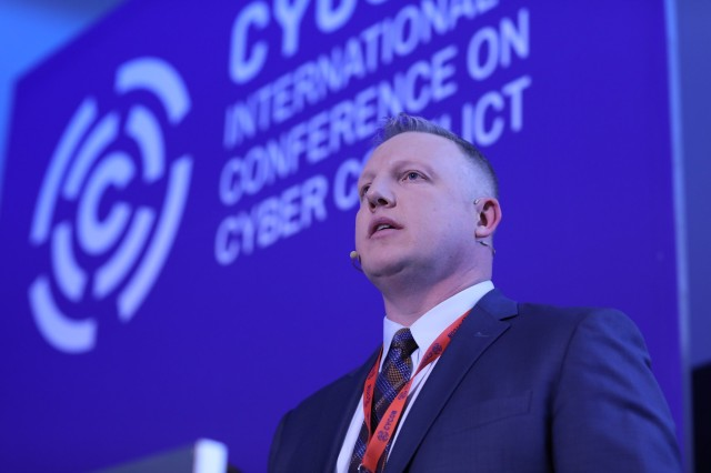 Around 600 decision-makers, opinion-leaders, law and technology experts from the governments, military, academia and industry of nearly 50 countries meet at CyCon to address current cyber security challenges in an interdisciplinary manner.