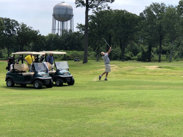 Commander's Golf Cup at Red River
