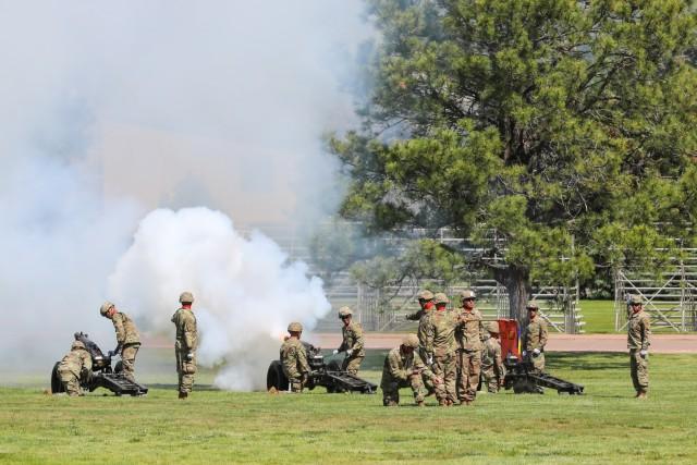 Assuming the mantel: War Horse brigade changes leadership