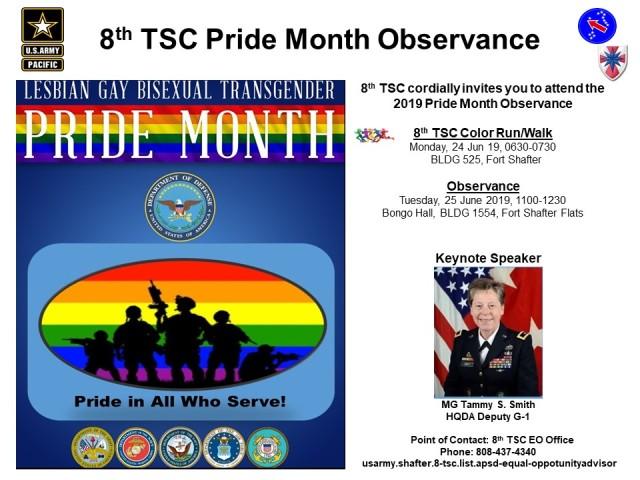Pride Month Observance