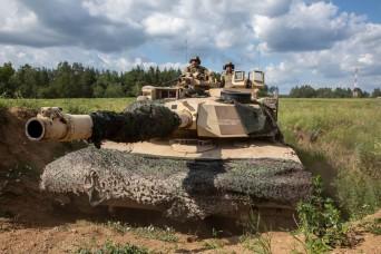 Battle Group Poland strengthens interoperability during Exercise Puma 19