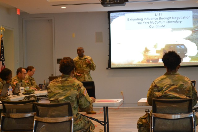 Pilot program provides a new option for Army officers' professional military education