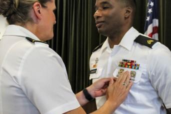Public Health Activity -- Guam Soldier Receives Soldier's Medal for Heroism