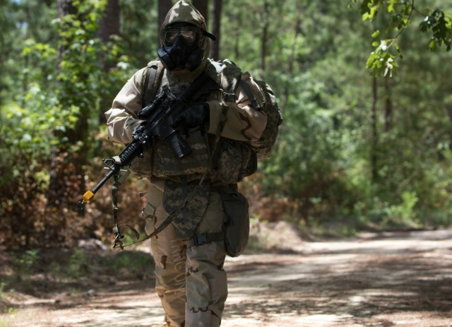 Day 2: 2019 XVIII Airborne Corps NCO and Soldier of the Year Competition