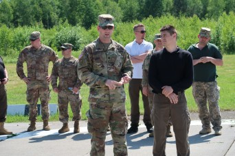 Multinational Air Assault Planning Exercise Conducted at JMTG-U