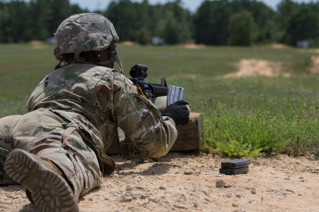 Day 3: 2019 XVIII Airborne Corps NCO and Soldier of the Year Competition
