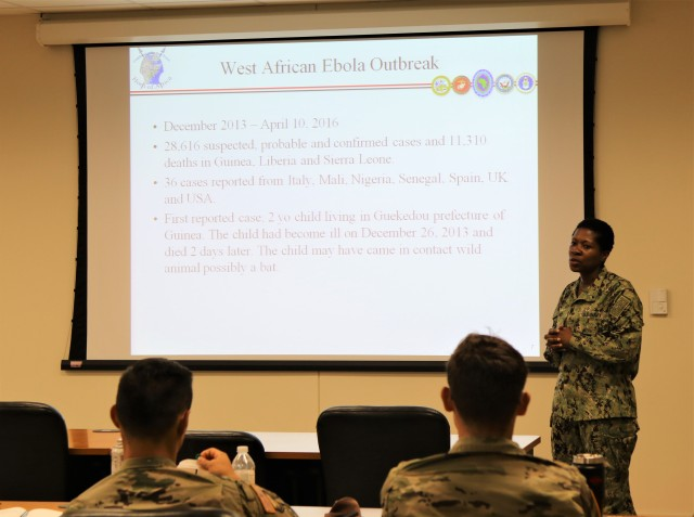 1st SFAB medics learn to diagnose and treat tropical diseases