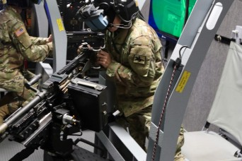 Wyoming Guard trains first aerial gunners