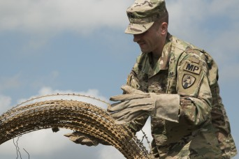 Iowa Guard Soldiers participate in Saber Guardian