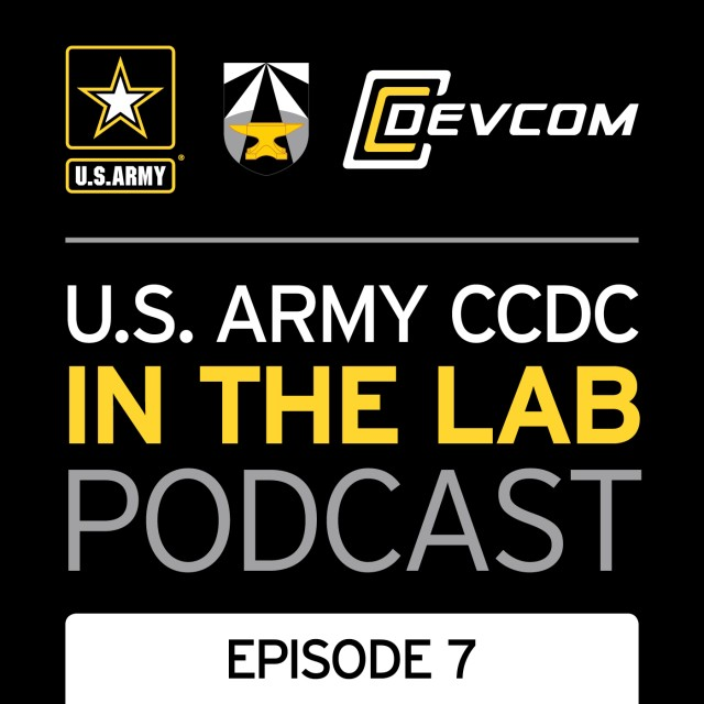 Task Force director talks military applications of artificial intelligence on 'CCDC in the Lab' podcast