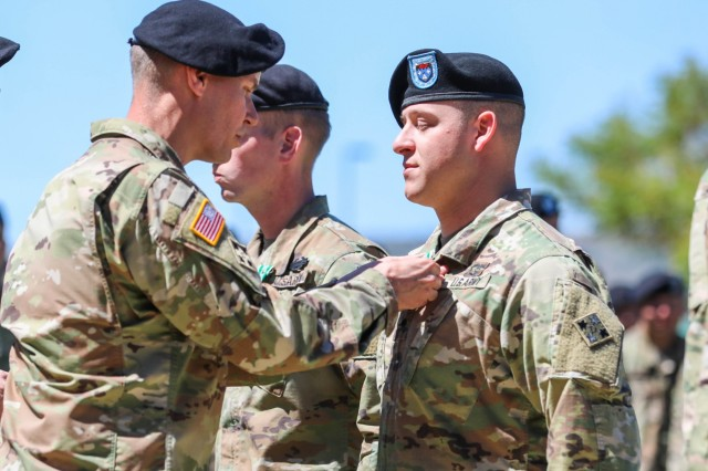 Army Commendation Medal: Soldiers earn valor awards for actions