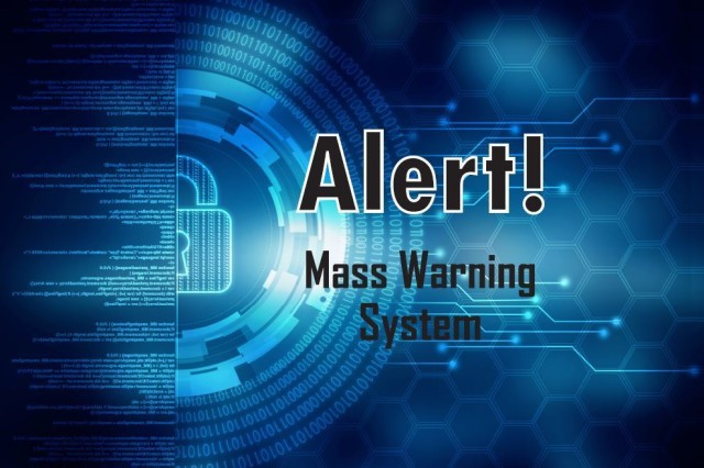 U.S. Army installations across Europe will soon migrate to a new emergency messaging system beginning this summer. Alert! Mass Warning Notification System, or MWNS, will replace the current AtHoc system.