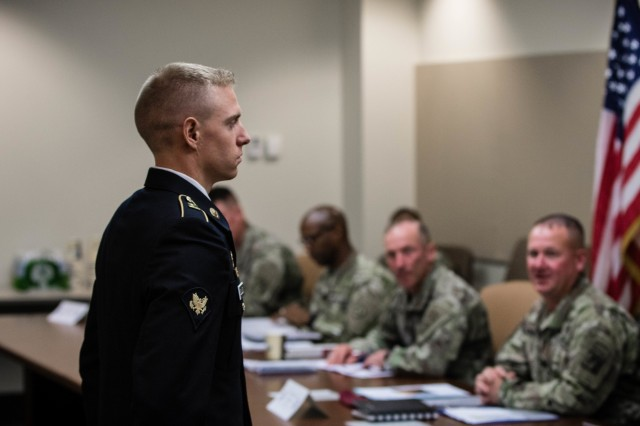 Day 5: 2019 XVIII Airborne Corps NCO and Soldier of the Year Competition