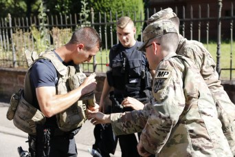 21st TSC connects with communities during Rheinland-Pfalz Tag