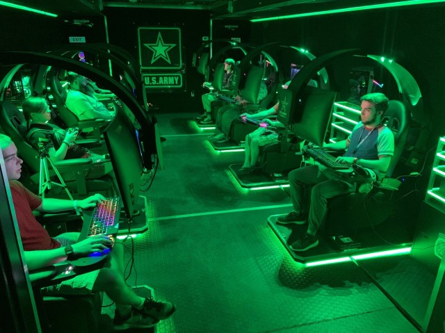 Army debuts its newest Esports gaming trailer