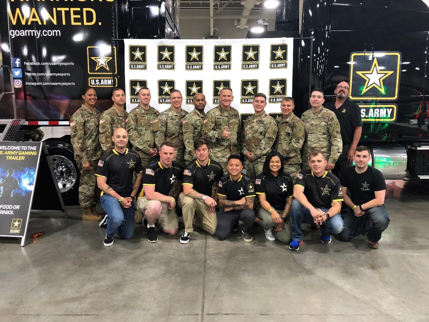 Army首次展示其最新的Esports游戏预告片| 文章 的...