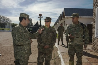 Connecticut National Guard strengthens alliance with Uruguay