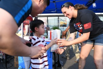 Liberty Fest brings community together to celebrate Independence Day in Daegu