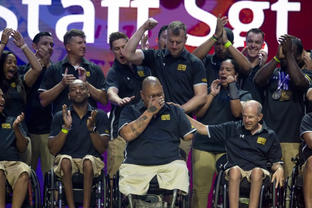 2019 DoD Warrior Games Closing Ceremonies
