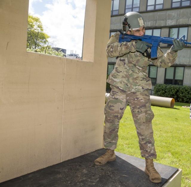 Soldier LEAP