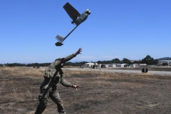 The Cal Guard's Thunderbolt Brigade reunites for Annual Training 2019