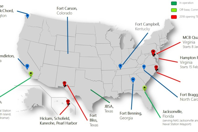 A Microsoft Software & Systems Academy, or MSSA, is located at 15 locations in the United States.