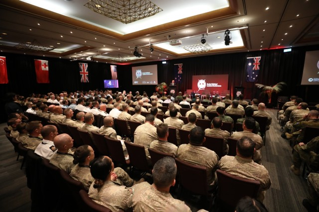 Senior enlisted leaders from U.S. Army Pacific and eight regional and partner nations attended the first New Zealand Army Senior Enlisted Leader's conference July 7-11 held in Auckland, New Zealand. The conference, intended to be held biennially from hereon, afforded participants the opportunity to share their personal experiences, leverage future collaborations and build a network of multi-national senior enlisted professionals.