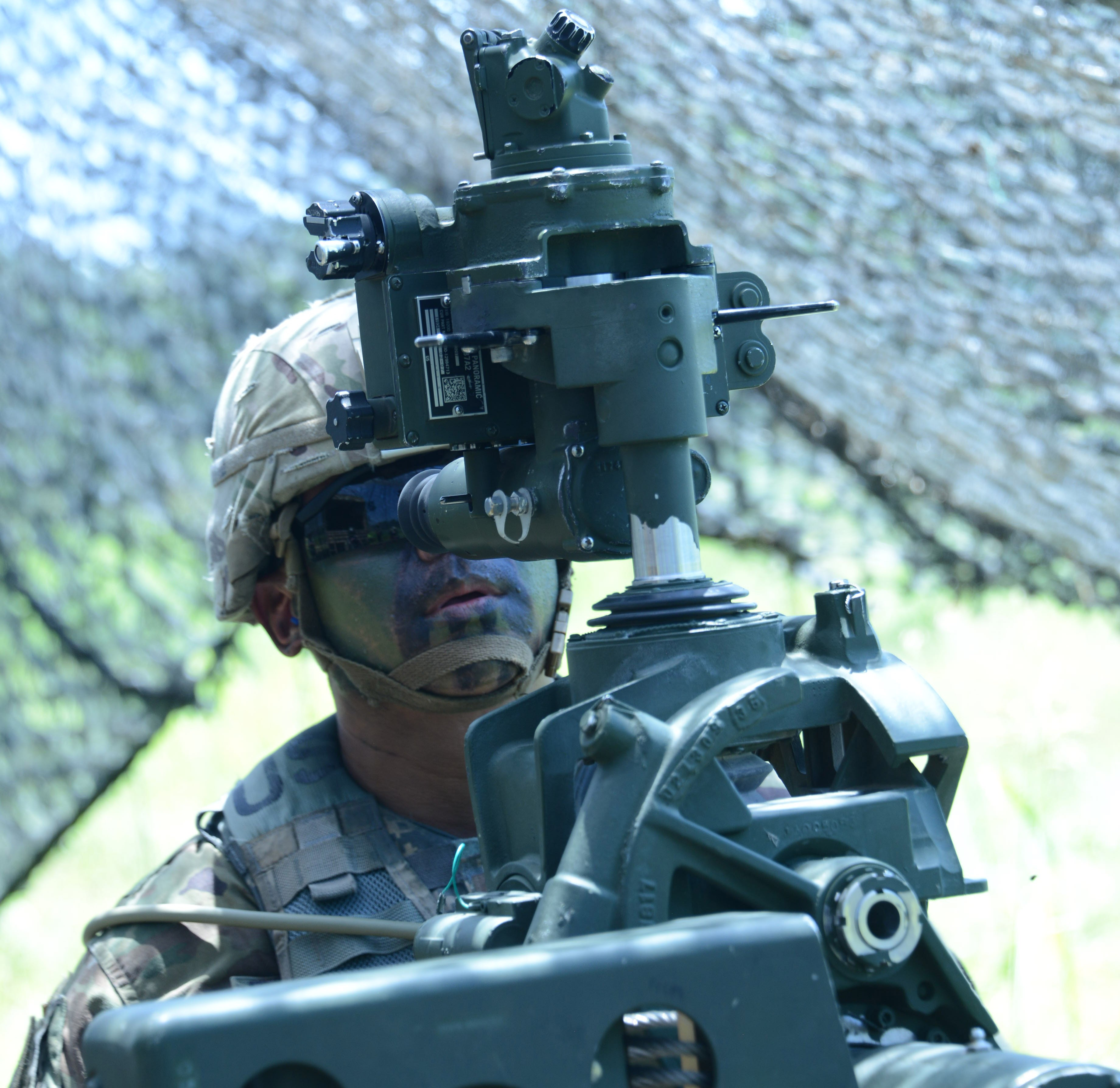 Field artillery back to emphasizing 'charts and darts
