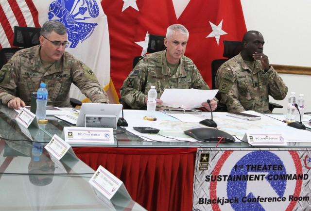 Commander's Orientation Brief