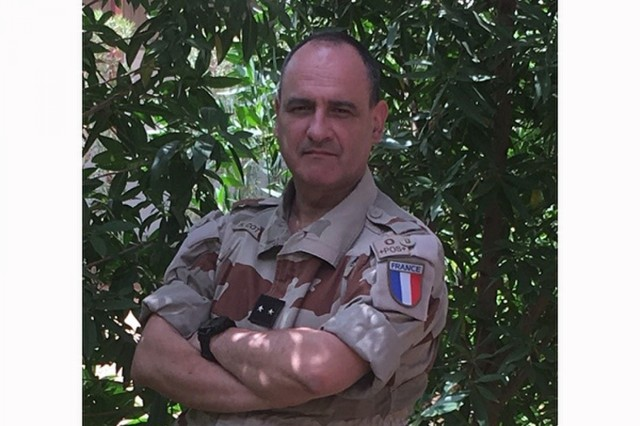 The Marne Division welcomes French Brig. Gen. Hubert Cottereau as the new Deputy Commanding for Maneuver, later this month. (Courtesy photo)