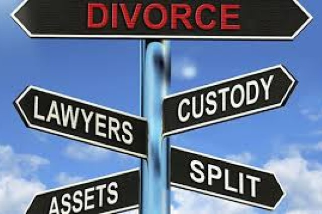 Divorce leads to all kinds of stressors. Family life chaplains and Army Community Service family life counselors offer Soldiers and their Families marriage and family counseling as well as other resources to strengthen relationships.
