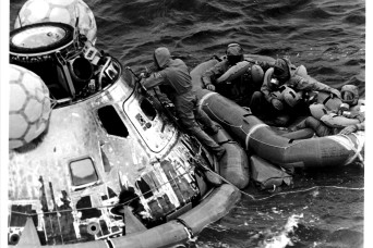 Army Communications Linked to Apollo 11 Mission