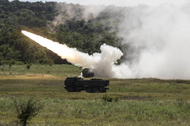 1st Cavalry Division Artillery Joint-Live Fire