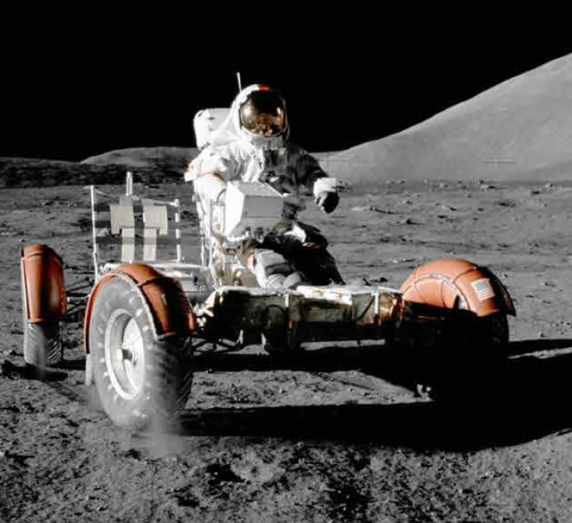 Celebrating Apollo 11: Remembering ERDC's role in space