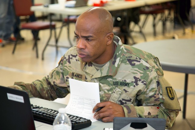 By streamlining processes across Reserve, National Guard and active-duty components, IPPS-A enables the Army to optimize Soldiers' capabilities and maximize contributions to Army readiness. (Photo by Frank O'Brien, IPPS-A Strategic Communications Support)