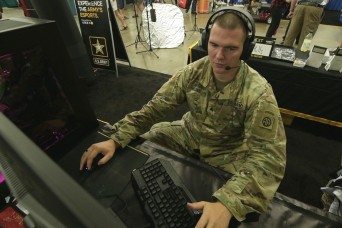 Elite gaming: Army engages youth in esports