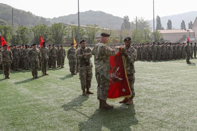 2-18 FAR assumes role as rotational MLRS battalion