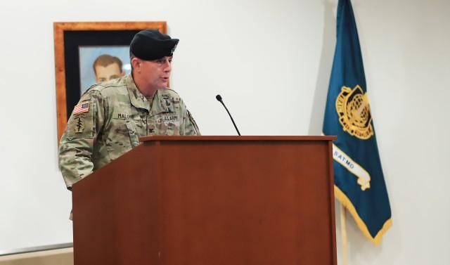 Malone joins security enterprise training organization