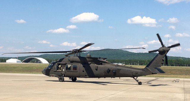 Ft. Hood Black Hawk aviation crews test new Army aircraft survivability system