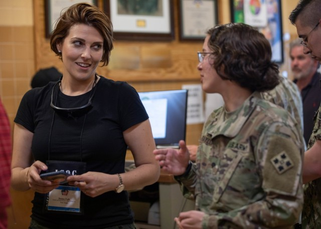 Mountain Post hosts community leaders during 2019 JCOC