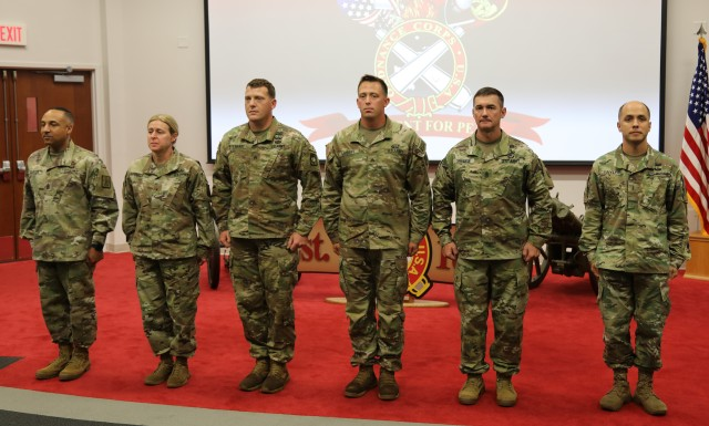 Army EOD ToY showcases top Soldiers