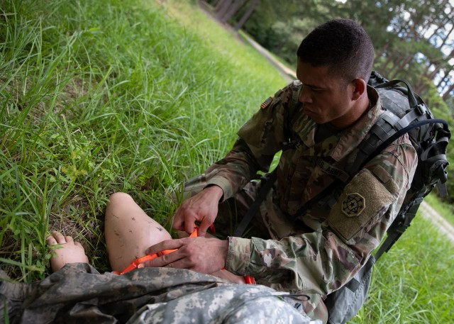 Criminal Investigation Command competitors Army Cyber Command's top NCO, Soldier for 2019