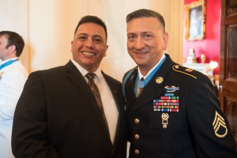 Recruiter of MOH recipient: Recruiters are the Army's ambassadors to the nation