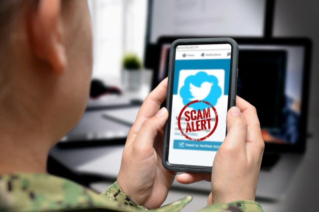Military experts are constantly warning service members about social media scams that can affect them and their families.